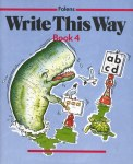 Write This Way Book 4 First Class Folens