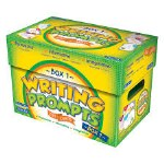 Writing Prompts Box 1 First and Second Class Prim Ed