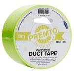 Duct Tape Multipurpose 48mm x 9M Premto Yellow Squash