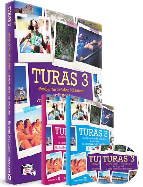 Turas 3 Textbook & Portfolio with free eBook Educate