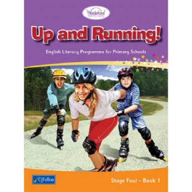 Up and Running  Wonderland Stage 4 Book 1 5th Class CJ Fallon