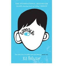 Wonder The novel by RJ Palacio
