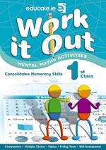 Work It Out 1 Mental Maths Activities 1st Class Educate