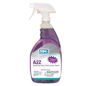 A2Z Disinfecting Multi Surface Cleaner Lavender (32oz)