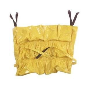 Caddy Bag Yellow Vinyl