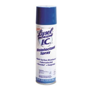 Lysol IC Disinfectant 19oz