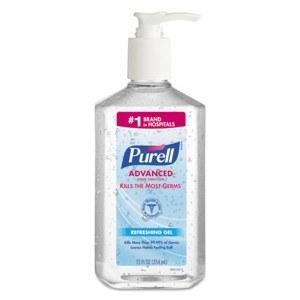 Purell Hand Sanitizer 12oz
