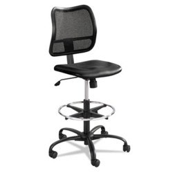 Safco Vue Seires Extended Height Mesh Chair