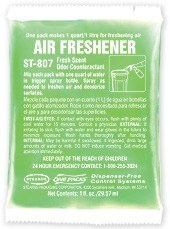 Air Freshener One Pack