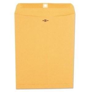 Kraft Clasp Envelopes #63