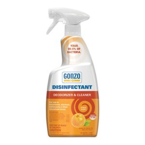 Gonzo Disinfecting Cleaner (24oz)