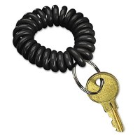 Wrist Coil with Key Ring