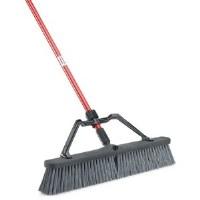 "Push Broom 24"" Gray HD"