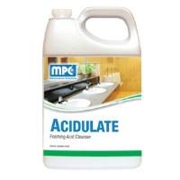 Acidulate Foaming Acid Cleaner