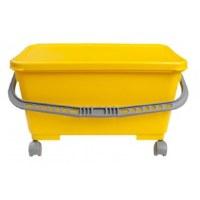 Microfiber Mop Bucket & Lid 6g