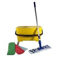 Microfiber Mop Bucket Kit 6gl