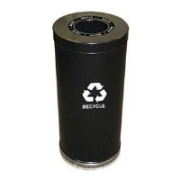 Emoti-Can Recycling 15gl Black