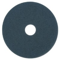 "10"" Blue Scrub Floor Pad (5)"