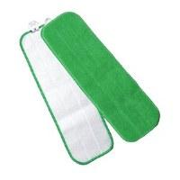 "Microfiber Flat Pad 18"" Green"
