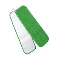 "Microfiber Flat Pad 24"" Green"