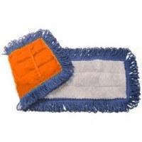 Dust Mop Mircofiber 18 BL/GY/O