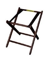 Infant Carrier Wood Stand