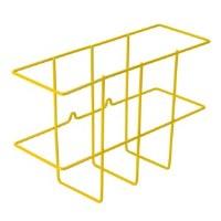 SDS Yellow Binder Rack