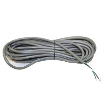 Power Cord 50'  18/3 Gray