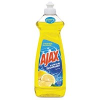 Ajax Dish Soap Lemon 28oz (9)