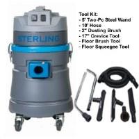 Sterling Wet/Dry Vacuum 10 gal