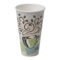 Paper Hot Cups 20 oz (20/25)