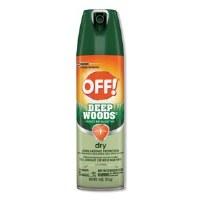 OFF Deep Woods Dry 4oz (12)