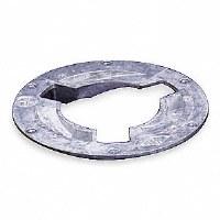 """Clutch Plate 5"""" """"B"""" Aluminum"""