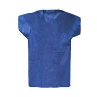 Scrub Shirts LRG Blue Poly 50
