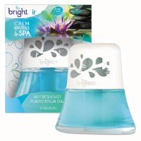 Bright Air Scented Oil Diffuser Calm Waters & Spa