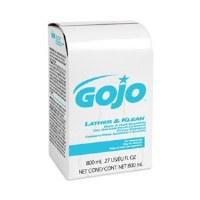 Gojo Lather & Kleen Body/Hair Shampoo 800mL (12)
