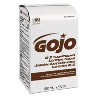 Gojo IHC Food Industry Sanitary Soap 800mL (12)
