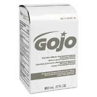 Gojo Ultra Mild Anitmicrobial Hand Soap 800mL (12)