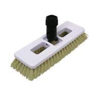 """Deck Brush 10"""" Swivel Polypropylene"""