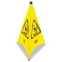 Pop Up Safety Sign w/Holder