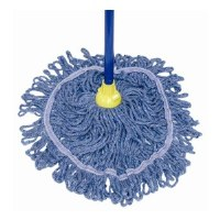 Looped Mop Small Blue Twister