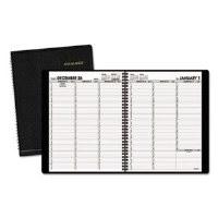 Appointment Book Black 21/22