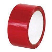 "Tape 2"" x 55yds Red (36)"