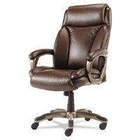 Alera Veon Series Executive High Back Leather Chair