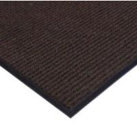 Apache Rib Mat 3x5 Cocoa Brown