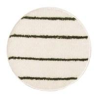 """Carpet Bonnet 19"""" Green/White"""