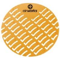 AirWorks Urinal Screen Citrus
