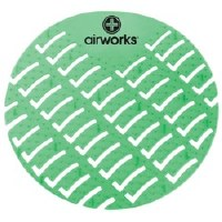 AirWorks Urinal Screen Evergreen (10)