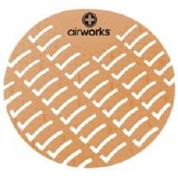 AirWorks Urinal Screen Cinnamon