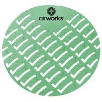 AirWorks Urinal Screen Cucumber (10)